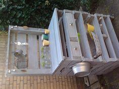 1000+ images about Pallet meubels on Pinterest Pallets, Pallet work ...