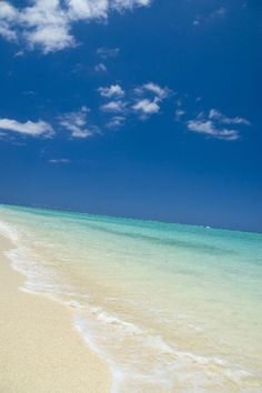 Le Morne, Mauritius - would love to walk along this beach - how 'bout you?