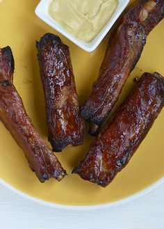 Chinese Barbecue Spareribs Recipe on Yummly
