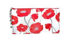 Lovely Red Flower by Viktoria Deripaska on Etsy