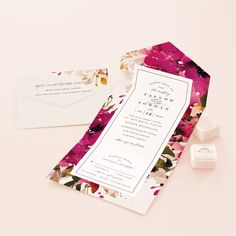 This is The Money-Saving Invitation Format I Wanted Desperately When I Got Married | A Practical Wedding A Practical Wedding: We're Your Wedding Planner. Wedding Ideas for Brides, Bridesmaids, Grooms, and More
