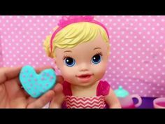 BABY ALIVE Margie McCabe Goes To Toys R Us + New Baby Alive Items & Doll...
