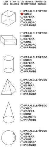 Professora Francielly: Sólidos Geométricos