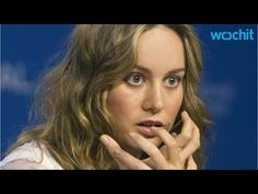 "Brie Larson Is The New ""It Girl"" - YouTube"