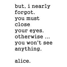 Alice in wonderland ❥