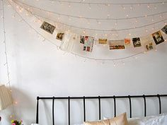 i want christmas lights in my dorm room. Tumblr Bedroom, Tumblr Rooms, Sing Me To Sleep, Home Modern, Roomspiration, Dorm Life, College Life, Room Goals, My New Room