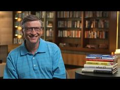 Beach Reading (and More) | Bill Gates