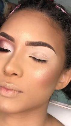 Contour Makeup, Eye Makeup, Goddess Makeup, Creative Makeup Looks, Perfect Makeup, Marie, Fashion Beauty, Hair Beauty, Make Up