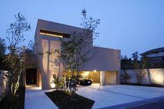 混構造の家 3つの中庭が生み出す上質な空間 アーキッシュギャラリー