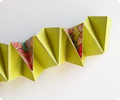 concertina book tutorial by Sarah Nielsen