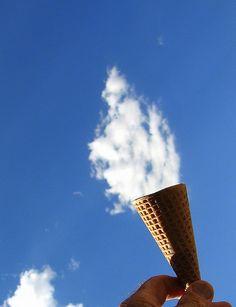 ice cream cloud  i am so doing this !