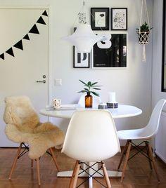 vinkki kynttiläkauteen // small tip for the candle season Decor, Furniture, Deco, Living Spaces, Eames Chair, Chair, Home Decor