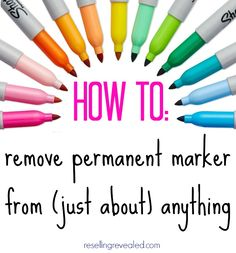 How To Remove Sharpie From Shoes Stain Removers 54 Ideas How To Remove Sharpie, Remove Permanent Marker, How Do You Remove, Window Cleaning Tips, House Cleaning Tips, Spring Cleaning, Cleaning Hacks, Cleaning Solutions, Cleanser
