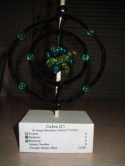 Gallery For > Potassium Atom Model 3d | Science ...