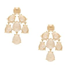 KATE SPADE CHANDELIER EARRINGS