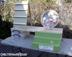 craft fair booth design idea