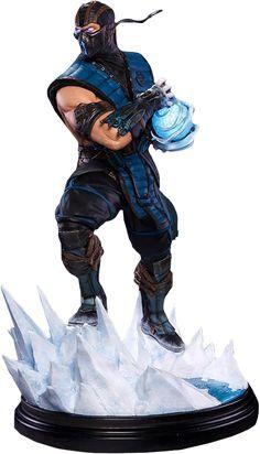 Sub-Zero 1/4 Scale Statue | Mortal Kombat X | Pop Culture Shock | Popcultcha