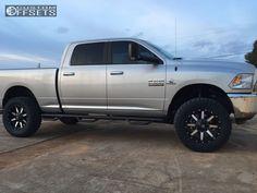 2015 Ram 2500 Fuel Maverick Leveling Kit