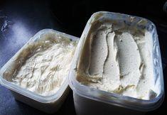 Heston Blumenthal's vanilla ice cream