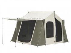Canvas Cabin Camping Tent - Kodiak Canvas https://www.practicalsports.com/canvas-cabin-camping-tent.html