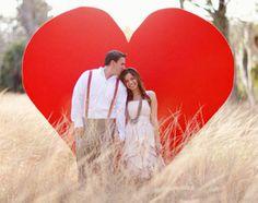Love! Perfect idea for an engagement announcement! #dreamwedding #ruchebridal