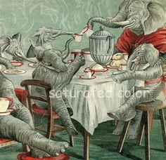 teatime via etsy