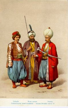 Pictures of Ottoman Soldiers from European Illustrations, Paintings and Prints of Woodcuts Arabic Characters, Timurid Empire, Aladdin Costume, Turkish Military, Ottoman Turks, Mughal Empire, Historical Art, Historical Clothing, Medieval Armor