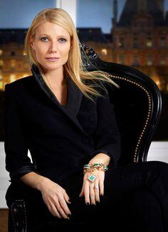 Louis Vuitton llega a Place Vendome: Gwyneth Paltrow