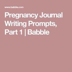 Pregnancy Journal Writing Prompts, Part 1 Pregnancy Crafts, My Pregnancy, Pregnancy Journal, Baby Journal, Baby On The Way, Baby Love, Journal Writing Prompts, Journal Ideas, Pregnant Diet