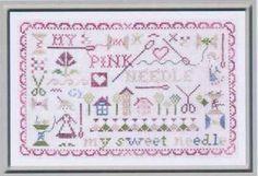 The Pink Needle - Cross Stitch Patterns & Kits - 123Stitch.com
