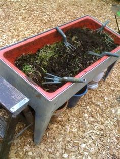 Teacher Tom's blog. A resource for preschool and outdoor classroom ideas.
