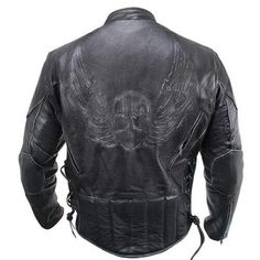 NICE JACKET FOR RIDING!