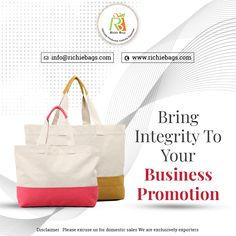 Jute promotional Bags, Shopping Bags Manufacturer, Wholesale Supplier & Exporter from India. We print Jute and Cotton promotional bags with your marketing message & logo. Message Logo, Jute Shopping Bags, Promotional Bags, Jute Bags, Bring It On, Messages, Business, Nature, Ideas