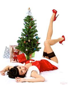 A Merry Pinup Christmas