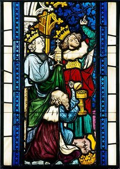 Adoration of the Magi from Seven Scenes from the Life of Christ, ca.1390. Made in Ebreichsdorf, Lower Austria. The Metropolitan Museum of Art, New York. The Cloisters Collection, 1986 (1986.285.1) #Cloisters