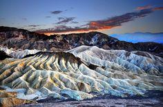 Photograph Zabriskie Point by Dean Blazic on Zabriskie Point, Dean, Mount Everest, Mountains, Places, Nature, Photography, Travel, Outdoor