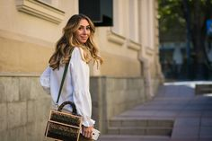 The Best Street Style From Tbilisi Fashion Week, Spring 2017 - Vogue