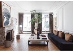Lille Apartment Living Room | Isabelle Stanislas Architect | Est Living