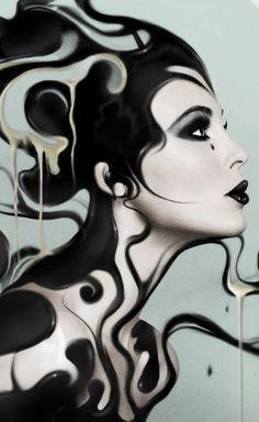 """Esprit Noir"", Benjamin Delacour and Thomas Kim"
