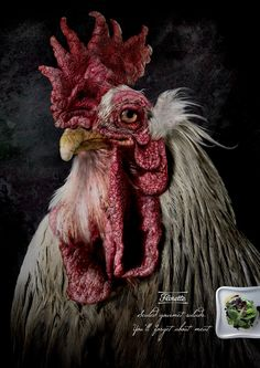 Florette: Rooster | Ads of the World™