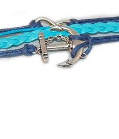 Roer Anker Bedel Wrap Armband http://www.ovstore.nl/nl/huismerk-roer-anker-bedel-wrap-armband.html