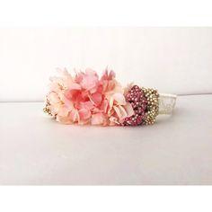 Turbante de flor preservada handmade. Mas información instagram mymacora_tocados y facebook mymacora. Mail mymacora@gmail.com