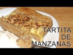 Tartita de manzanas- Dieta escalera Nutricional o Fase Consolidación Hypothyroidism Diet, Banana Bread, French Toast, Remedies, Keto, Breakfast, Desserts, Food, Recetas Light