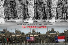 Today marks 12 years since the U.S. launched Operation Enduring Freedom on Oct. 7, 2001. Since then, more than 20,980 North Carolina National Guard Soldiers & Airmen have been deployed in time of war. Let's all remember all those Service Members that have since taken the oath to serve and protect our country and those that paid the ultimate price to keep us safe!