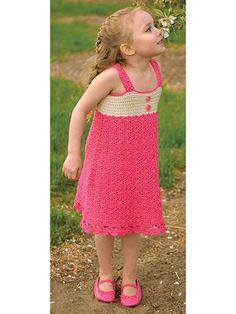 Classic Sundress Crochet Pattern