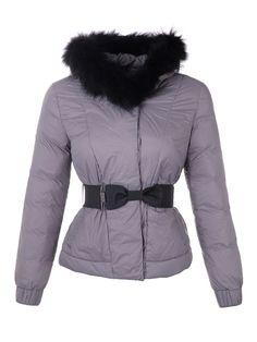 a76e3be195bd Doudoune Moncler- Vest Femme Sport Chic Gris Manteau Moncler, Sport Chic,  Moncler Jacket