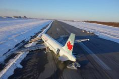 Wreckage of Air Canada plane removed from runway in Halifax
