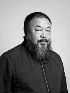 Ai Weiwei by Mark