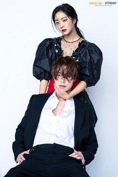Lee dong Wook and Jo Bo Ha Dazed Korea Korean Actresses, Asian Actors, Korean Actors, Actors & Actresses, Lee Dong Wook Photoshoot, Korean Couple Photoshoot, Korean Celebrities, Celebs, Lee Dong Wok