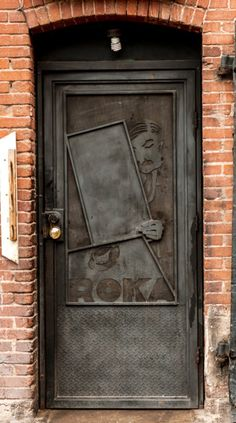 Bisbee, Arizona·door